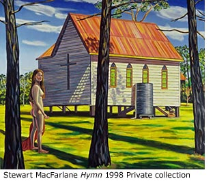 Stewart MacFarlane Hymn 1998 Private collection
