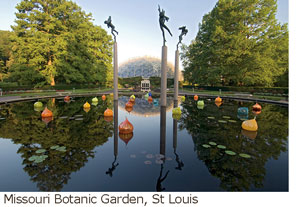 Missouri Botanic Garden, St Louis