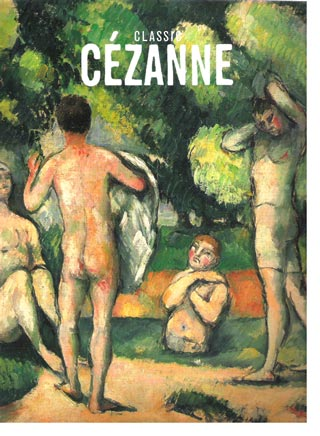 Classic Cezanne Exhibition Catalogue Art Gallery NSW