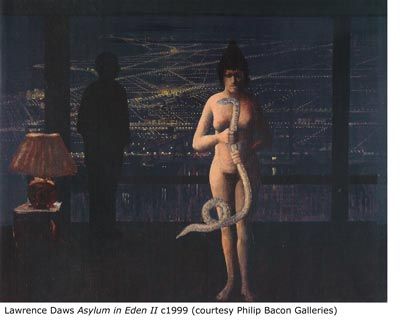 "Lawrence Daws ""Asylum in Eden II"""