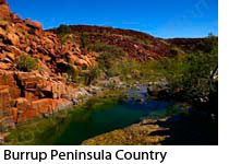 Burrup Peninsula Country