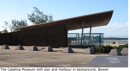 The Catalina Museum, Bowen, Australia