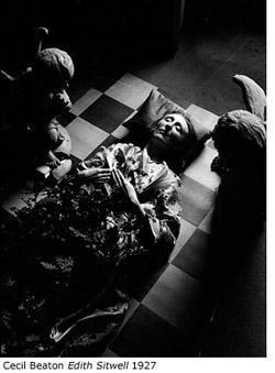 "Cecil Beaton ""Edith Sitwell 1927"