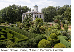 Tower Grove House, Missouri Botanical Garden