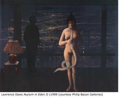 """Lawrence Daws """"Asylum in Eden II"""""""