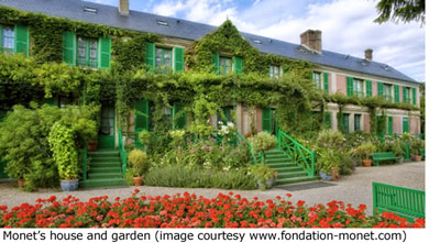The Foundation Claude Monet: Monet's house and garden
