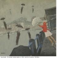 Australian artist Sue Smith - Till human voices wake us