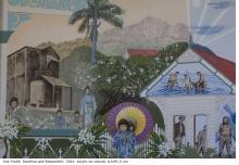 Australian artist Sue Smith - Kardinia and Kawanishis