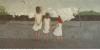Australian artist Sue Smith - Waiting