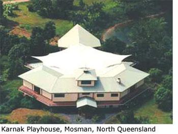 Karnak Theatre and ampitheatre, Mosman, Australia